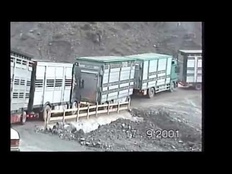 jan vos albani naar kosovo 2001