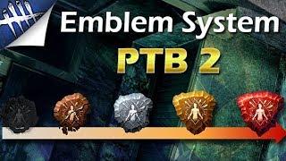 Emblem System PTB 2 - Dead by Daylight