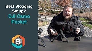 Vlogging Pros and Cons - DJI Osmo Pocket Vlogging Setup thumbnail