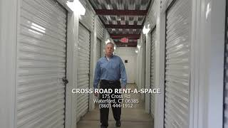 Cross Road Rent A Space has Climate Control Storage featuring Humidity Control