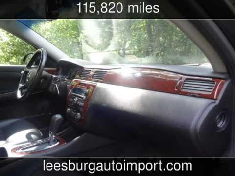 Leesburg Auto Import >> 2006 Chevrolet Impala SS Used Cars - Leesburg,Virginia ...