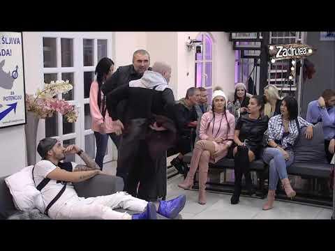 Zadruga 2 - Dragana Mitar i Sale Tru ušli u Zadrugu 2 - 21.10.2018.
