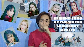 Baixar GFRIEND (여자칭구) '回:Song of the Sirens' Highlight Medley | REACTION VIDEO