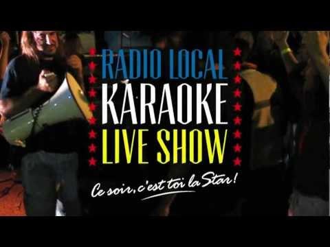 RADIO LOCAL KARAOKE LIVE SHOW The final countdown