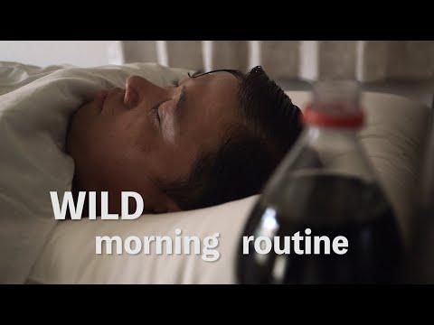 スギちゃんのワイルドモーニングルーティン【Wild Morning Routine】