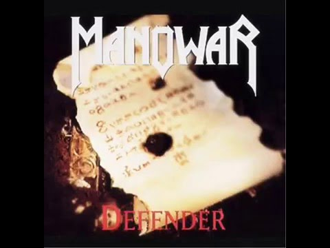Manowar  Defender1983, 7 version