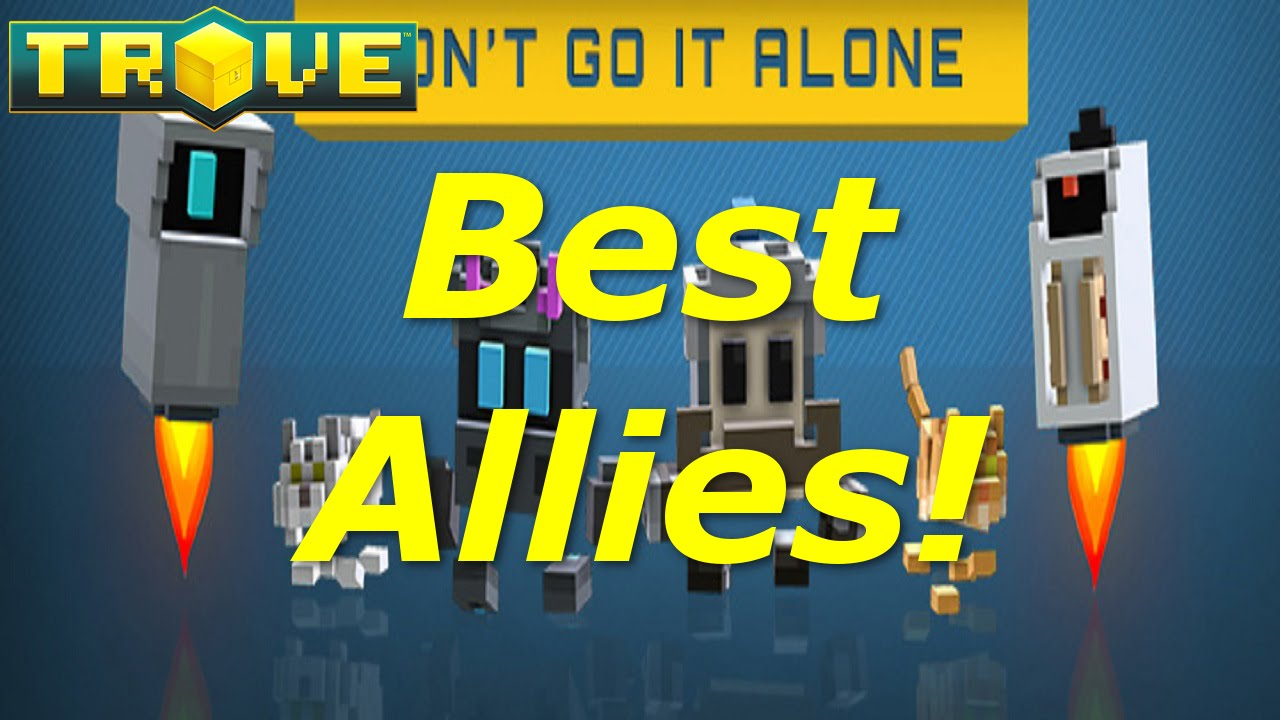 Best of allies
