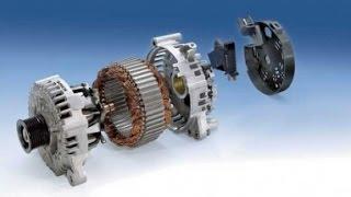Ремонт генератора на ВАЗ 2110, 2111, 2112