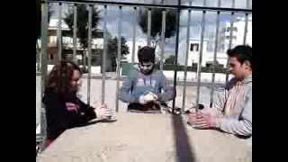 Cup Song (ritmo) - alunos surdos da E.B. 2,3 St.ºAntónio-Faro