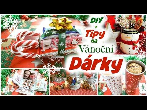 🎁 DIY + Tipy na Vánoční dárky 🎄 Pavlinna17🎁