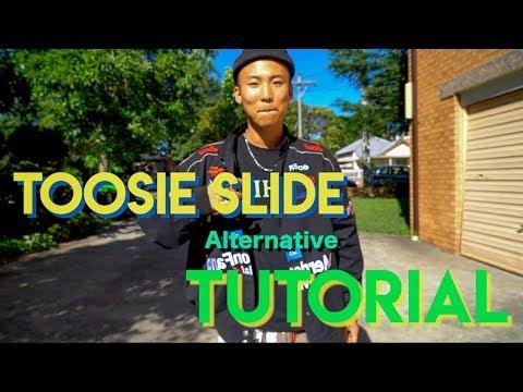 Toosie Slide - Drake Dance Tutorial For Tiktok