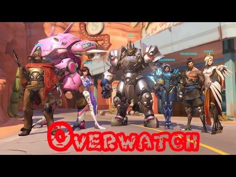 Overwatch - Reacción a tiempo