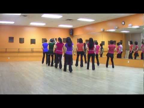 D.M.S. (Drink Myself Single) - Line Dance (Dance & Teach in English & 中文)