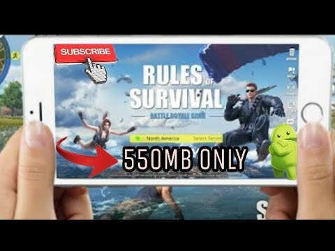 Rules of Survival Apk + Obb | [ Download/Gameplay ] Game For Android  #Smartphone #Android