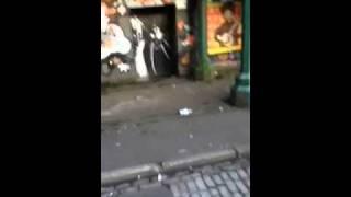 Glasgows Graffiti