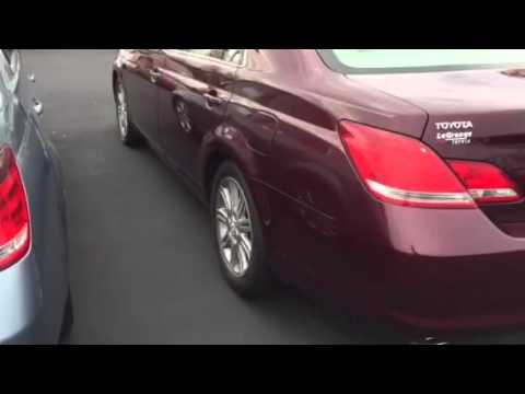 2005 Toyota Avalon Limited Review