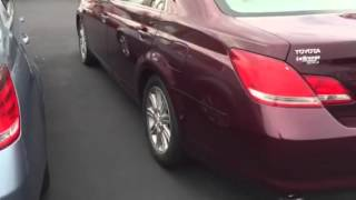 2005 Toyota Avalon Limited Review(, 2015-12-21T15:49:37.000Z)