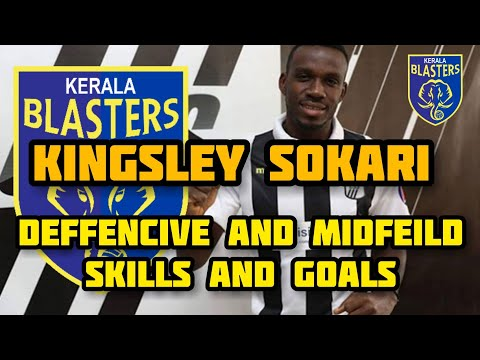 kingsley Sokari skills,