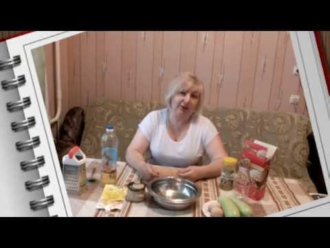 Оладьи из кабачков и картофеля, без яиц