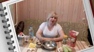 ОЛАДЬИ ИЗ КАБАЧКОВ И ГЕРКУЛЕСА РЕЦЕПТ кабачковые оладьи
