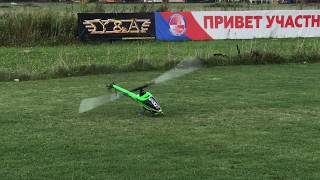 Tareq Alsaadi 3DX Russia 2017 Goblin Black Thunder with KD lipo batteries gold edition