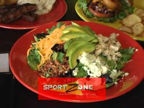 The SPORT ZONE FOOD