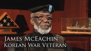 Full Interview: James McEachin