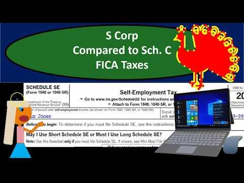 S Corp Compared