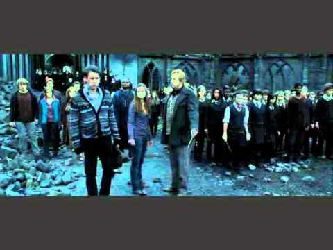 Harry Potter 7 partie 2 le discours de Neville poster