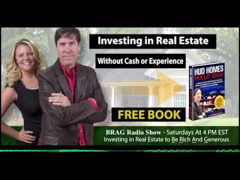 Charlotte NC Real Estate Investing Training - Brag Radio July 17 2017