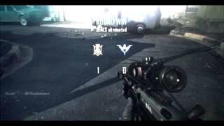 Rexsoul first trickshot Edit [BO2] [PS3] [OCE]