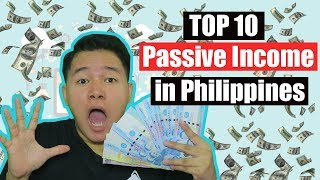 Top 10 Online Passive Income in Philippines 2020