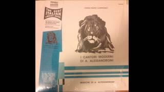 La partenza  I Cantori Moderni di A. Alessandroni