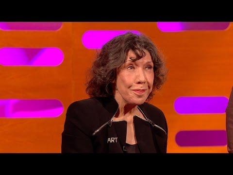 Lily Tomlin struggles to understand Kevin Bridges - The Graham Norton Show: Episode 10 - BBC