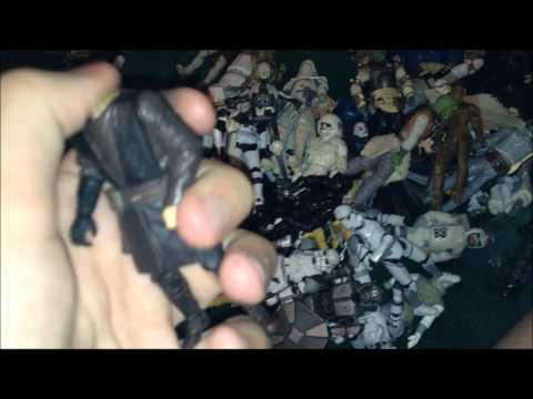 Star Wars Action Figures for trade