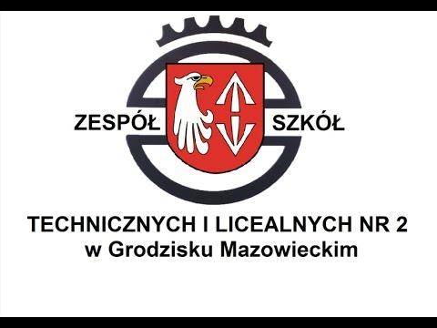 Znalezione obrazy dla zapytania zespół szkół technicznych i licealnych nr 2 w grodzisku mazowieckim