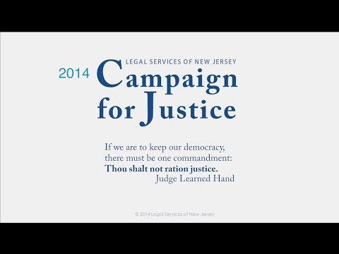 Campaign for Justice 2014