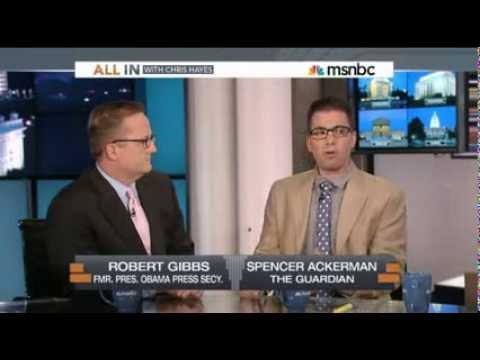 Sanchez & Ackerman School Gibbs on 'Disingenuous' Argument Re: NSA Surveillance & Terrorism