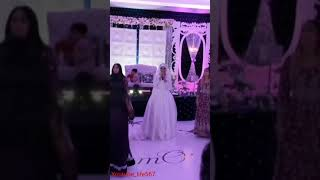 Queen Froggy singing Dibro at her Wedding reception (emotional)