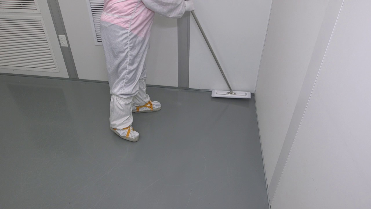 Cleanroom Cleaning from The Cleanroom Market