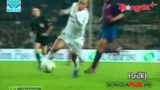 Ronaldo: Khắc tinh của tất cả các siêu hậu vệ trên thế giới...