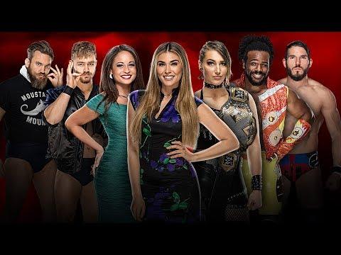 Live Royal Rumble 2020 Watch Along