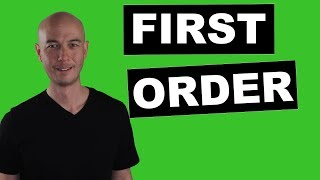 32 Days to FIRST Order for Amazon Affiliate Niche Site - Keyword Golden Ratio Success Story - Wesley