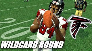 ON A MISSION - MADDEN 2007 FALCONS FRANCHISES VS RAMS WILCARD ROUND