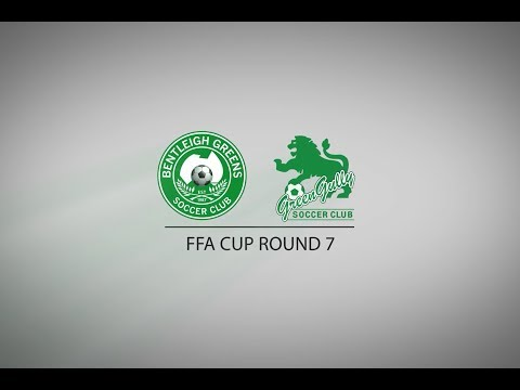 FFA Cup Round 7 Highlights - Bentleigh Greens vs Green Gully - 23.05.2017