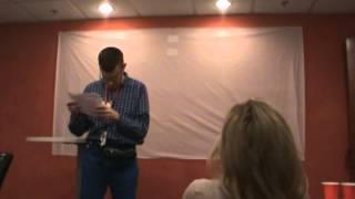 Andy B 2014 Novice Ambassador Training Speech