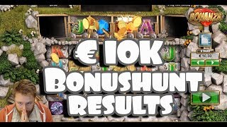 €10.000 Bonushunt results!