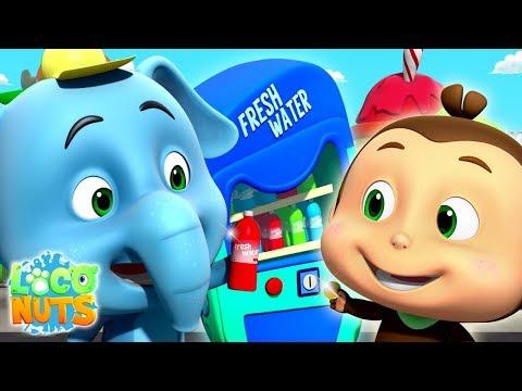 Kids Shows | Funny Cartoon | Comedy Cartoon Shows | Cartoon Videos for Babies | Loco Nuts
