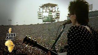 The Cars - Heartbeat City (Live Aid 1985)
