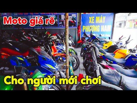 Giá moto hạng tiểu học đầu năm cho anh em mới chơi dòng moto | Ngố Nguyễn